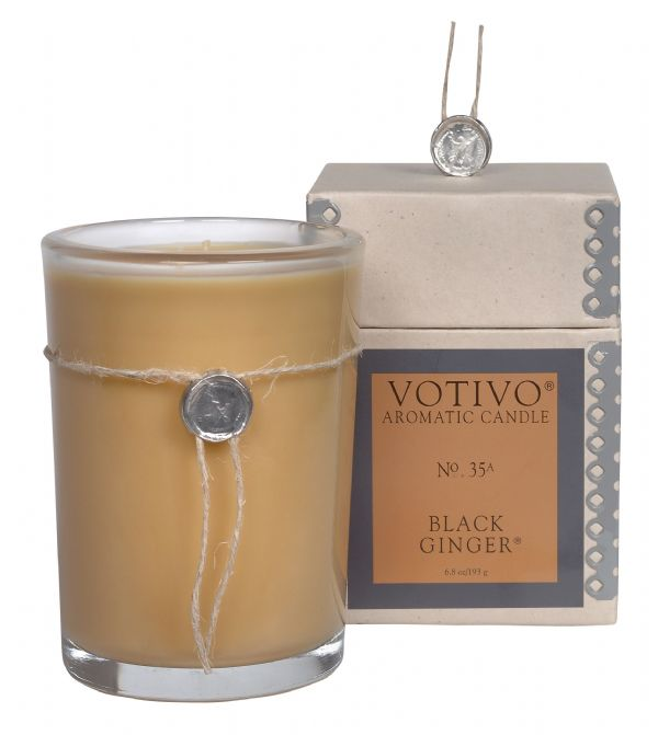 Aromatic Candle - Black Ginger